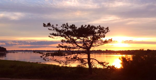 Sunset at Greenwich Point, Greenwich, CT